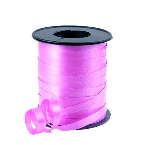 Hot Pink Balloon Curling Ribbon