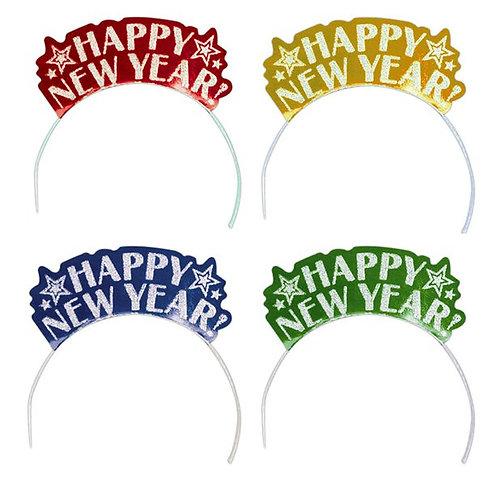 Happy New Year Tiaras