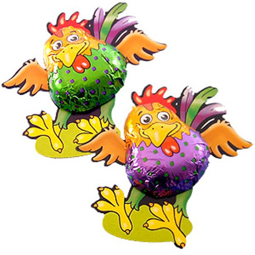 Crazy Rooster Chocolate