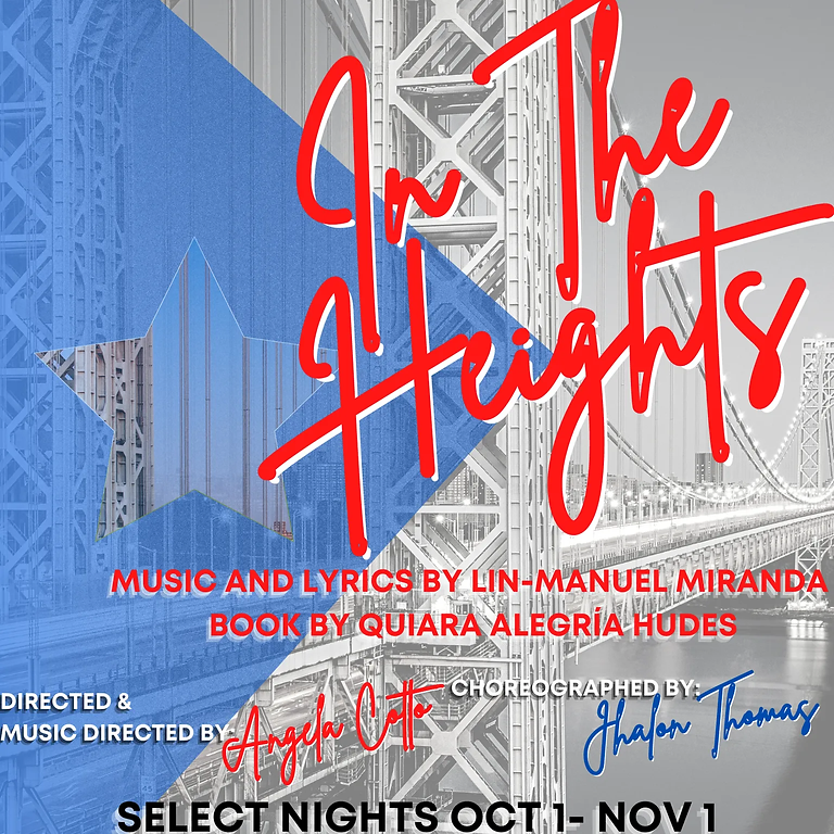 In the Heights, Oct. 24, 3 p.m.
