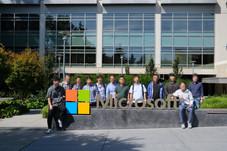 Microsoft 본사 방문