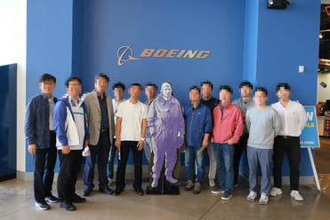 Boeing 본사 방문