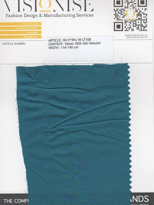 10mm 100% Silk Habutai