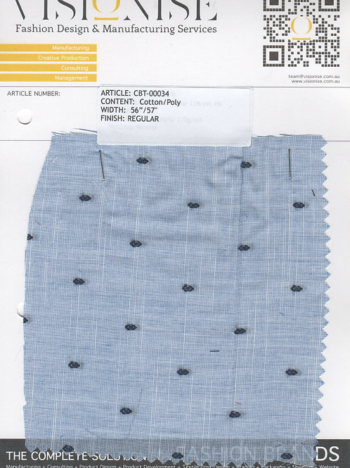 Cotton/Poly