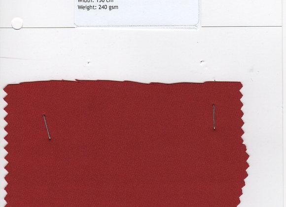 90% Polyester 10% Spandex