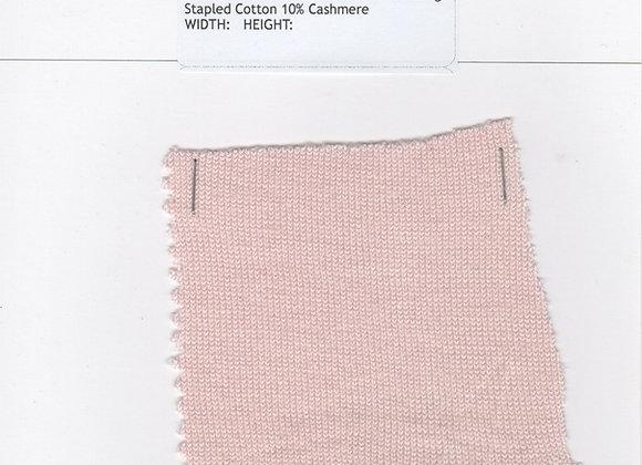 60% Mercetized Wool 30% Long Stapled Cotton 10% Cashmere