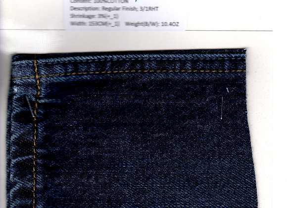 100% COTTON Denim