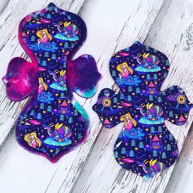 Nooby Noo Cloth Sanitary Pads CSP
