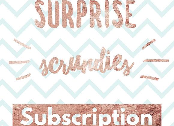 Surprise monthly Scrundies / Ladies Pants, Knicker Club!!