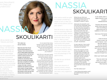 Digital Business Women - August edition