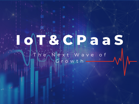 IoT the force behind the next wave of CPaaS growth!