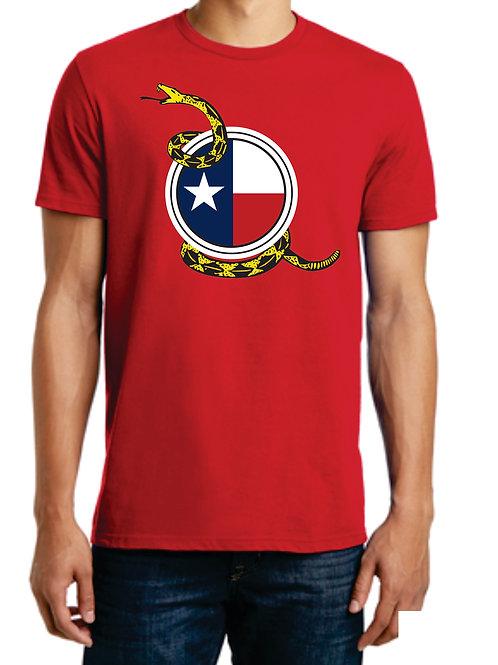 Gadsden Texas T-Shirt Adult / Unisex XS-4XL