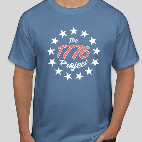 The 1776 Project Logo Tee