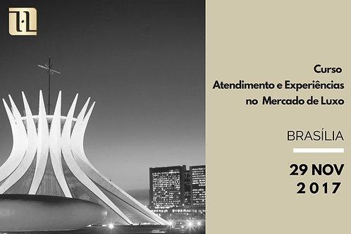 BRASÍLIA: Atendimento e Experiência no Mercado de Luxo