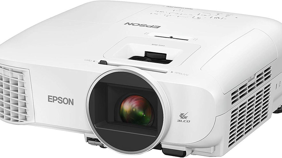 Epson Home Cinema 2100 1080p 3LCD projector