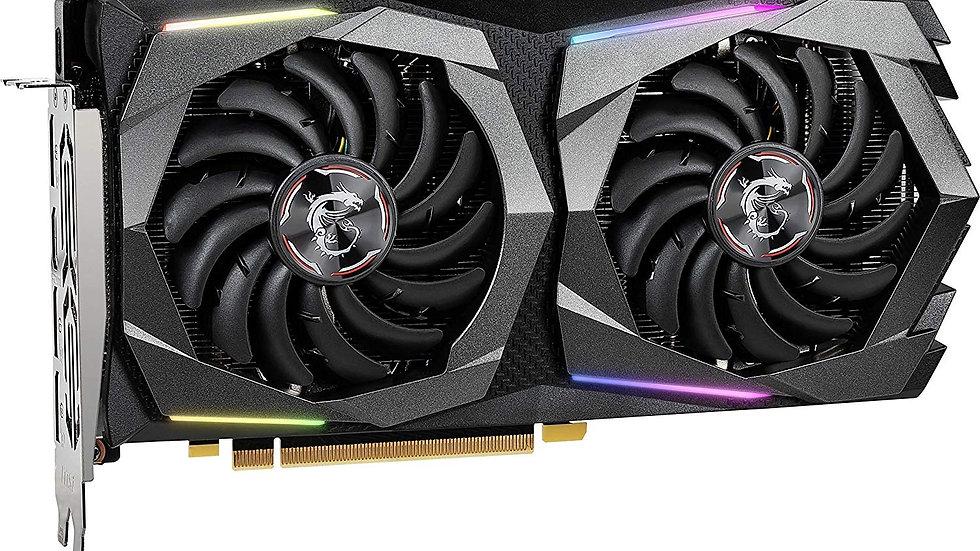 MSI Gaming GeForce GTX 1660 128-Bit HDMI/DP 6GB GDRR5 HDCP Support DirectX