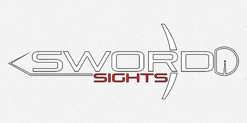 Sword Sights Window Decal