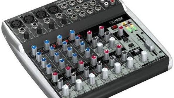 Behringer Q1202USB 12-Channel Mixer