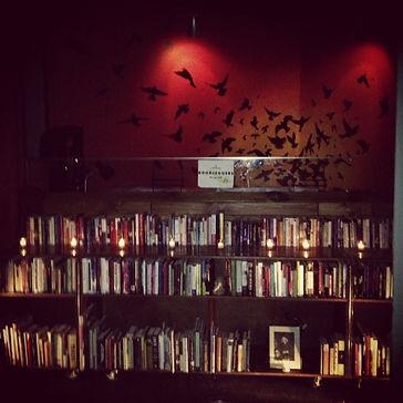 Bookleggers at Blackbird Ordinary
