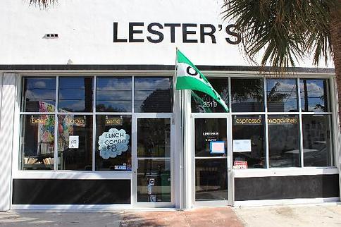 Bookleggers at Lester's