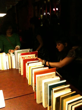Miami Book Fair International with Literary Death Match