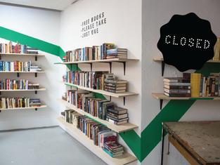Bookleggers Reading Room