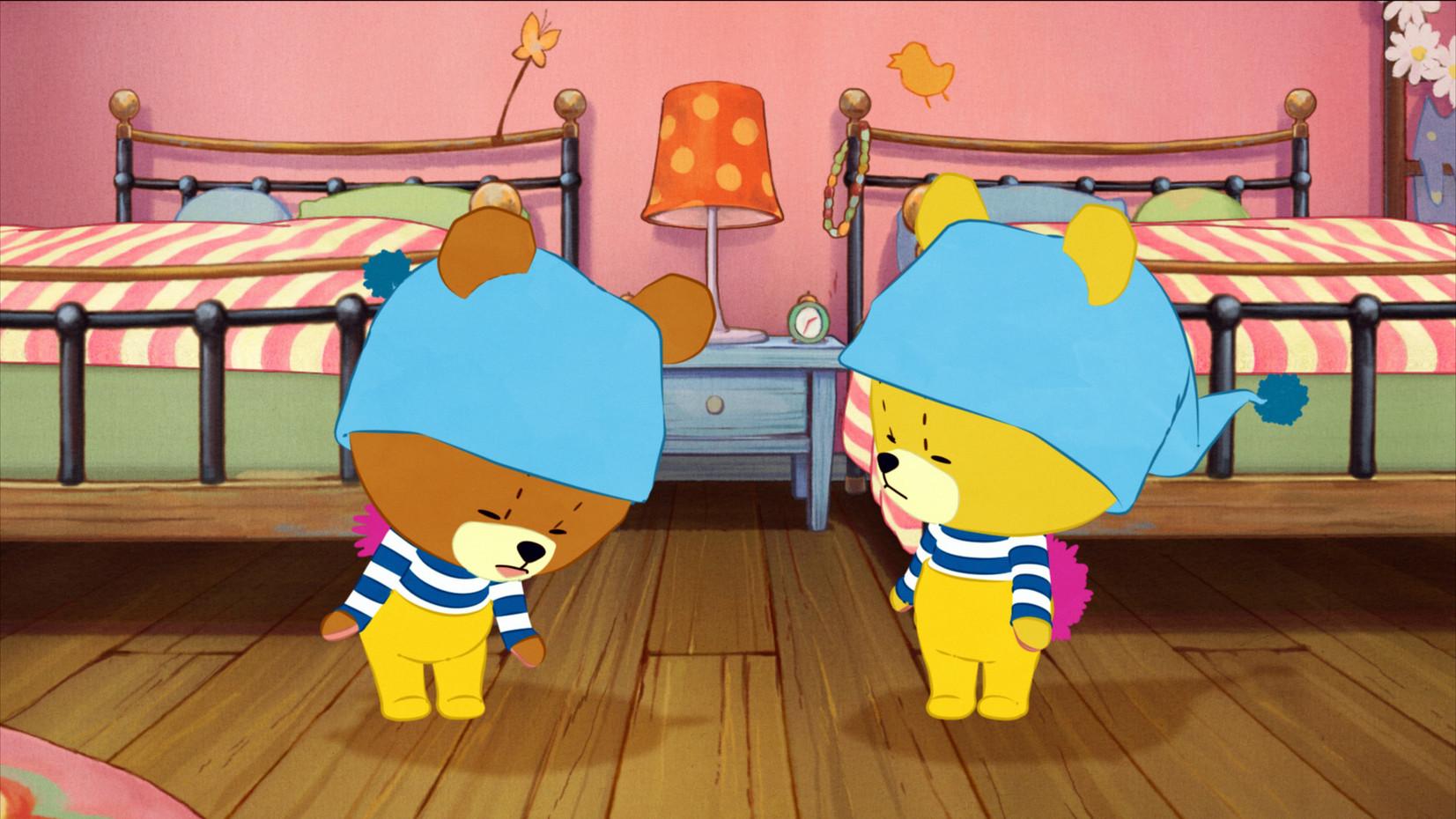 NHK Eテレアニメ「がんばれ!ルルロロ」