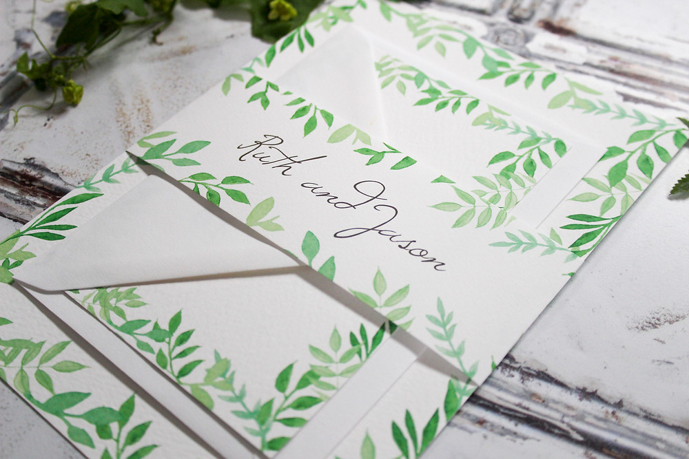 wedding invitation bundles uk