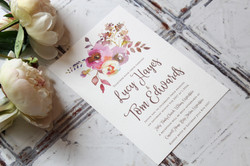 sutton coldfield wedding stationery