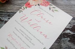 calligraphy wedding