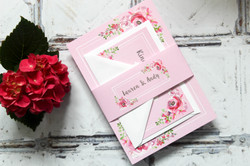 Rustic floral wedding bundle