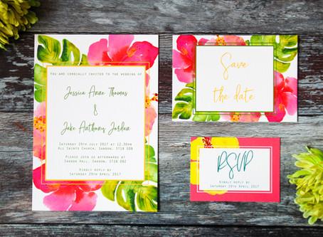 Wedding theme focus: Destination weddings