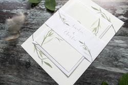 watercolour invite bundle