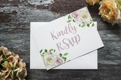 rustic-floral-wedding-rsvp