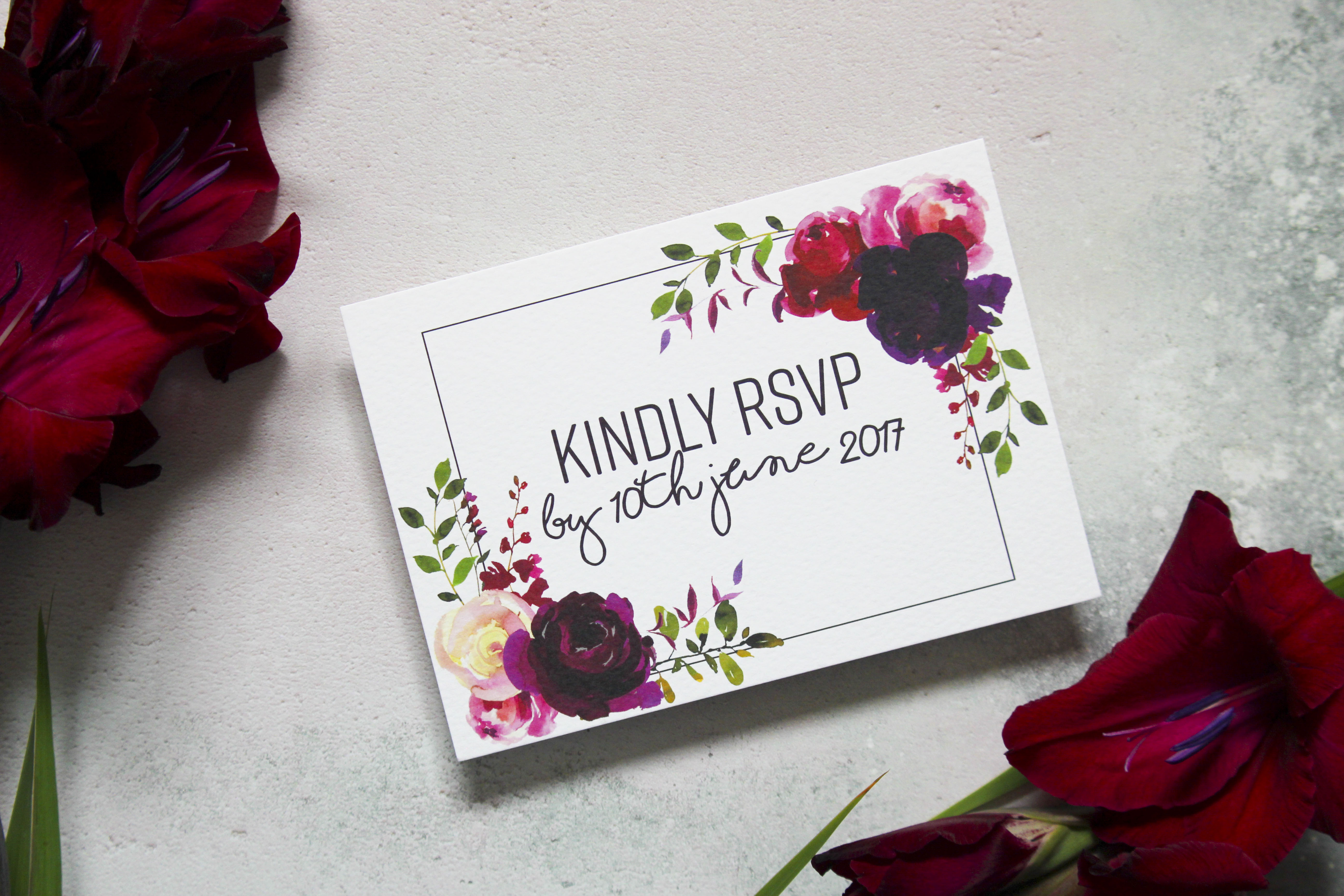 wedding stationery west midlands