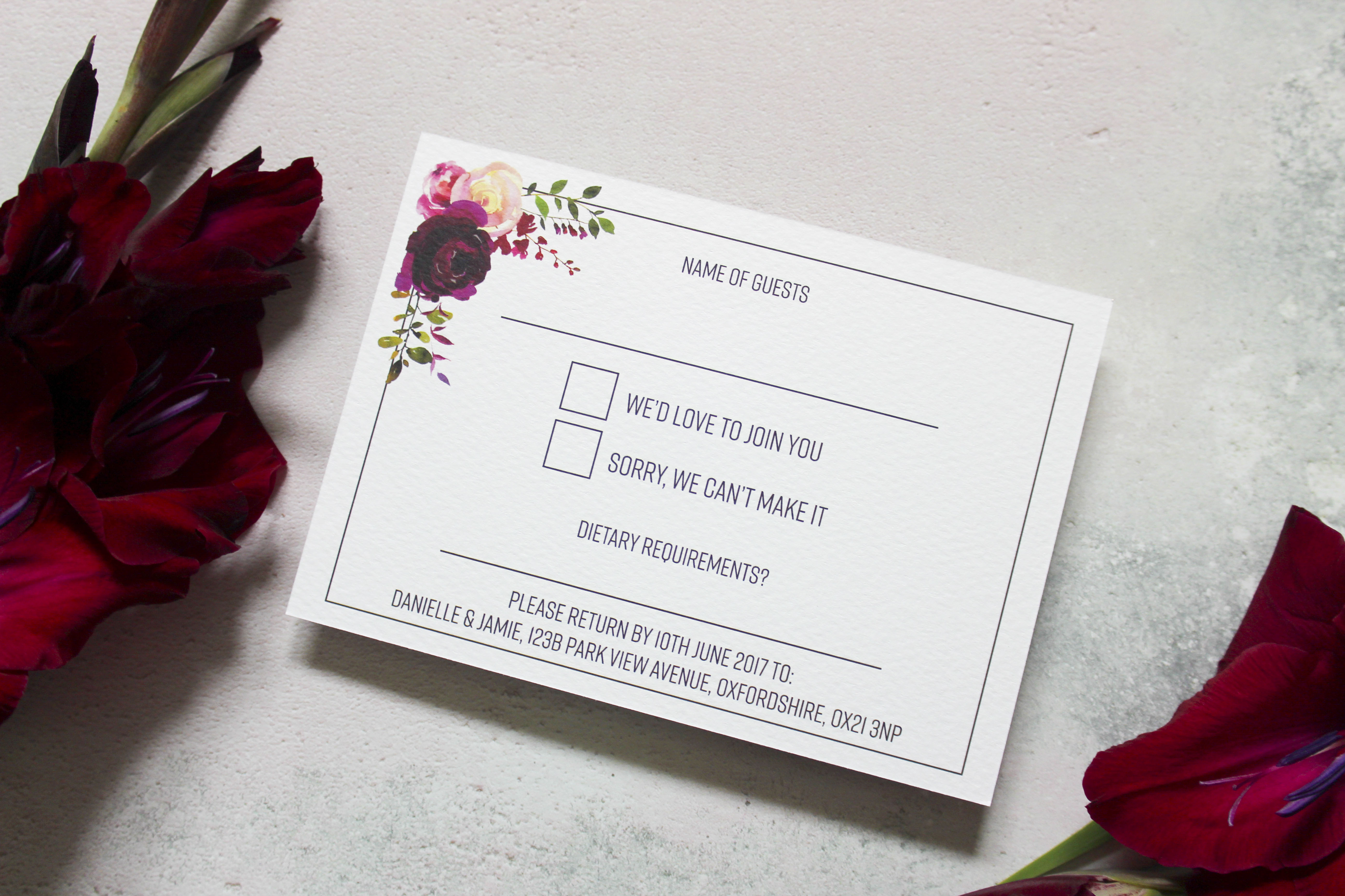 wedding stationery birmingham