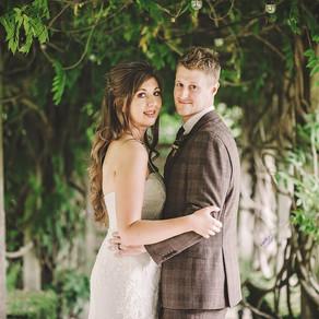 Real wedding: Vicky & Daniel - Rustic