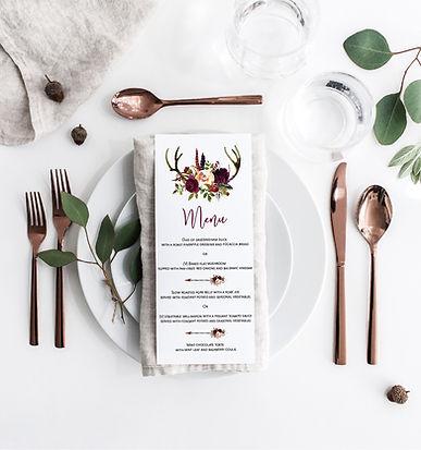 boho-antlers-burgundy-wedding-menu_edite