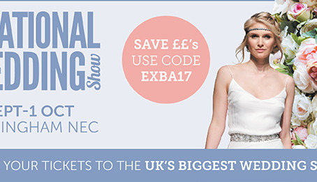 National Wedding show - watch out!