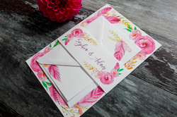 feather-wedding-invitations