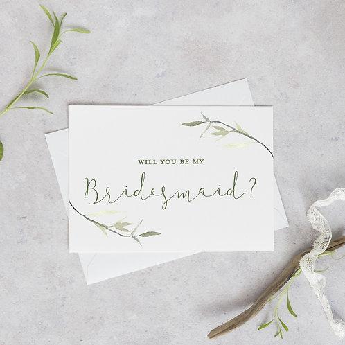 Leaf - Bridesmaid