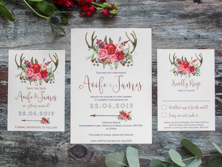 Wedding Invitations – Top Ten Tips!