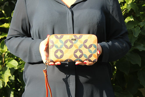 Wallet Colorful geometry