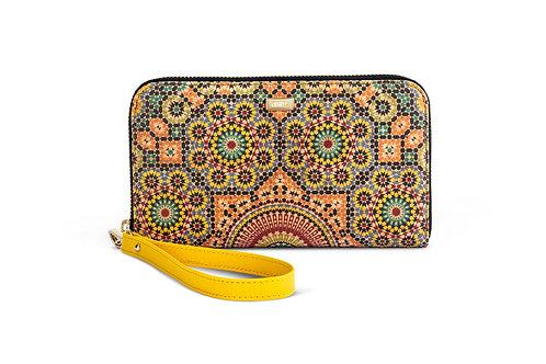 Portefeuille Marokkaanse geometrie