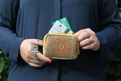 Wallet Moroccan geometry
