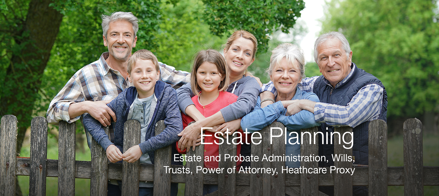 Estate Planning Family Photo