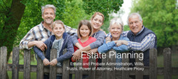 Estate Planning Family Photo