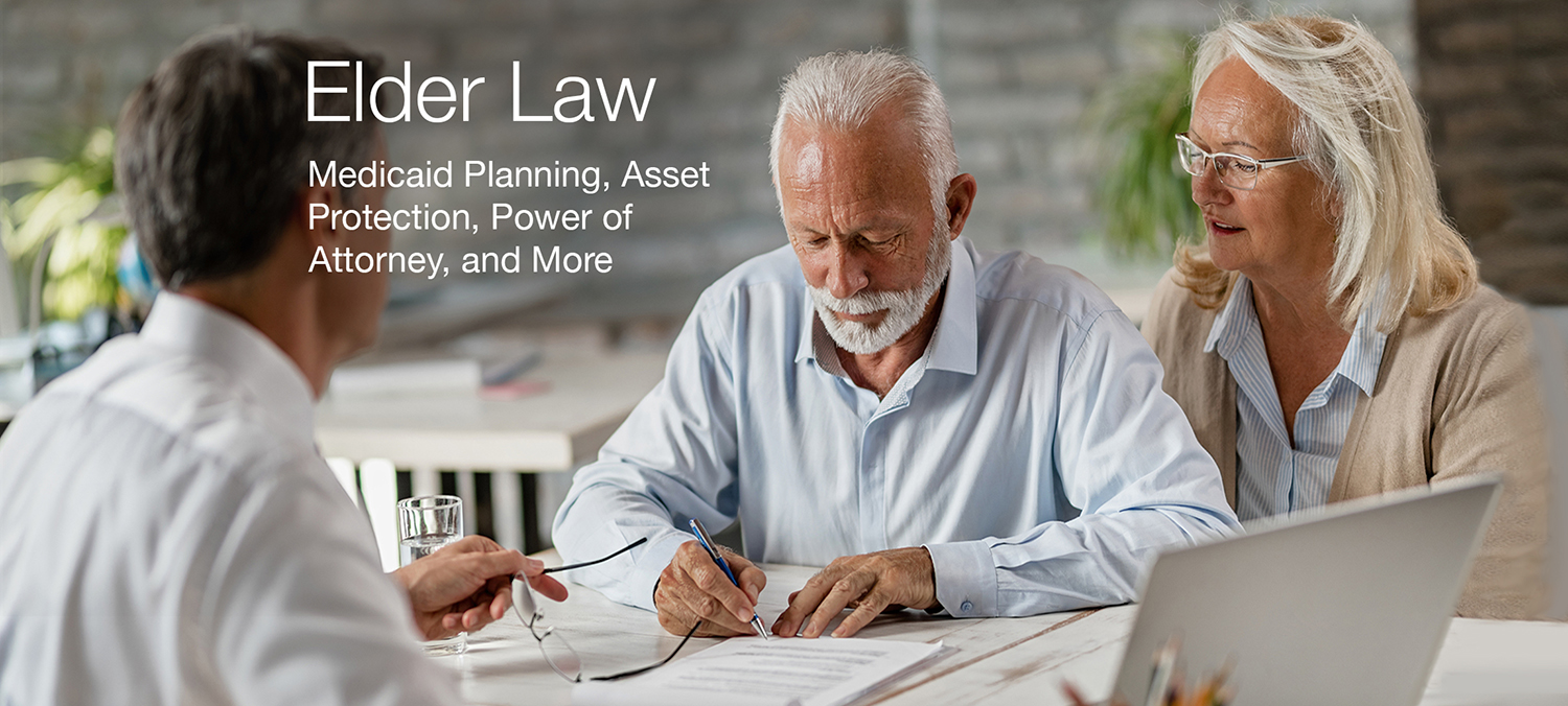 Elder Law and Medical Planning