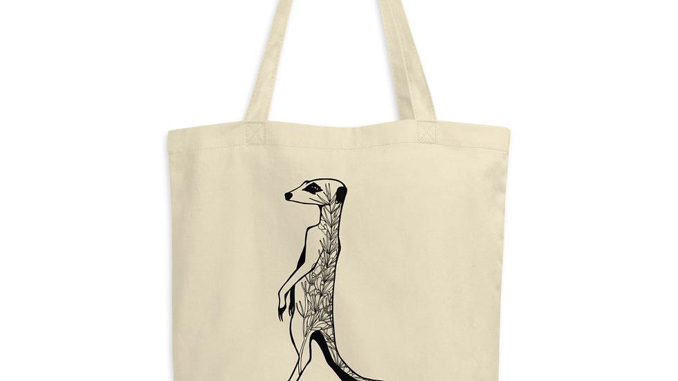 Meerkat with Rooibos Eco Tote Bag