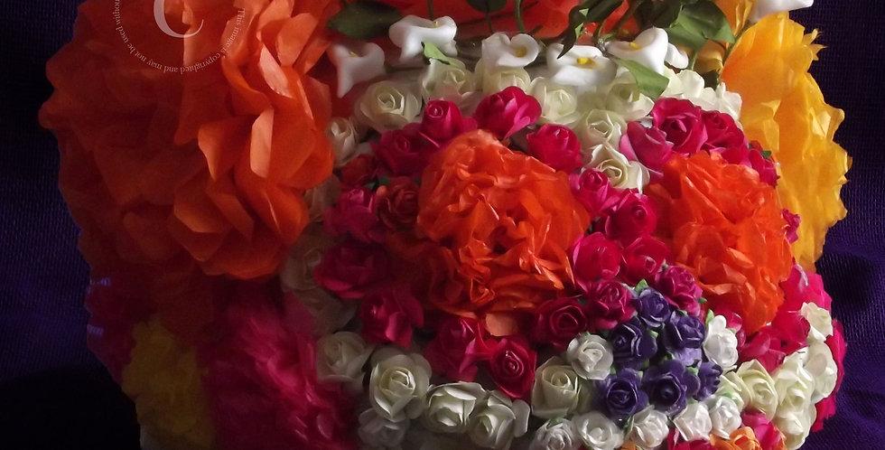 """""""Skull full of flowers"""""""
